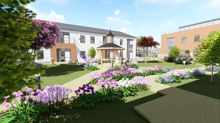 Pentre Canol Supported Living Village