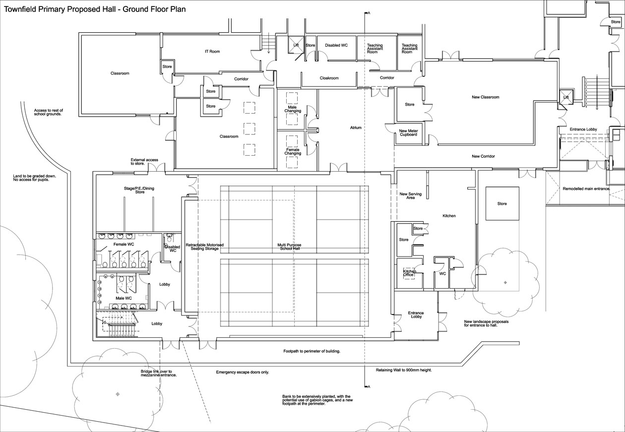 Other projects for Multi purpose building plans