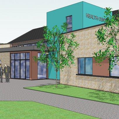 Caia Park Primary Care Centre Wrexham